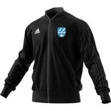 vallensbæk if - condivo træningsjakke sort - træningsjakke