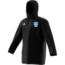 vallensbæk if - vinterjakke sort - træningsjakke