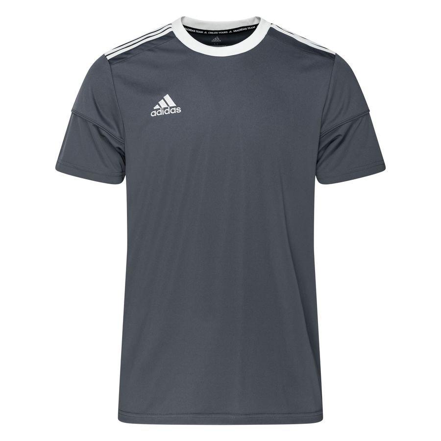 Gentofte Fodbold Akademi - Hjemmebanetrøje Grå Børn thumbnail