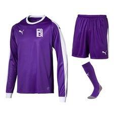 fredensborg bi - målmandssæt lilla - fodboldtrøjer