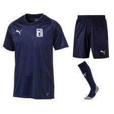 fredesborg bi - træningssæt navy børn - fodboldtrøjer