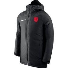 ishøj if - vinterjakke sort børn - jakker