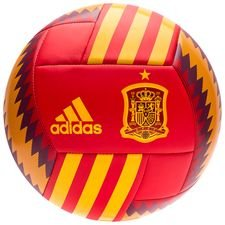 Spanien Fodbold - Rød/Gul