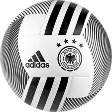 Tyskland Fodbold Glider - Hvid/Sort