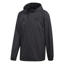 germany windbreaker seasonal special - black - windbreaker