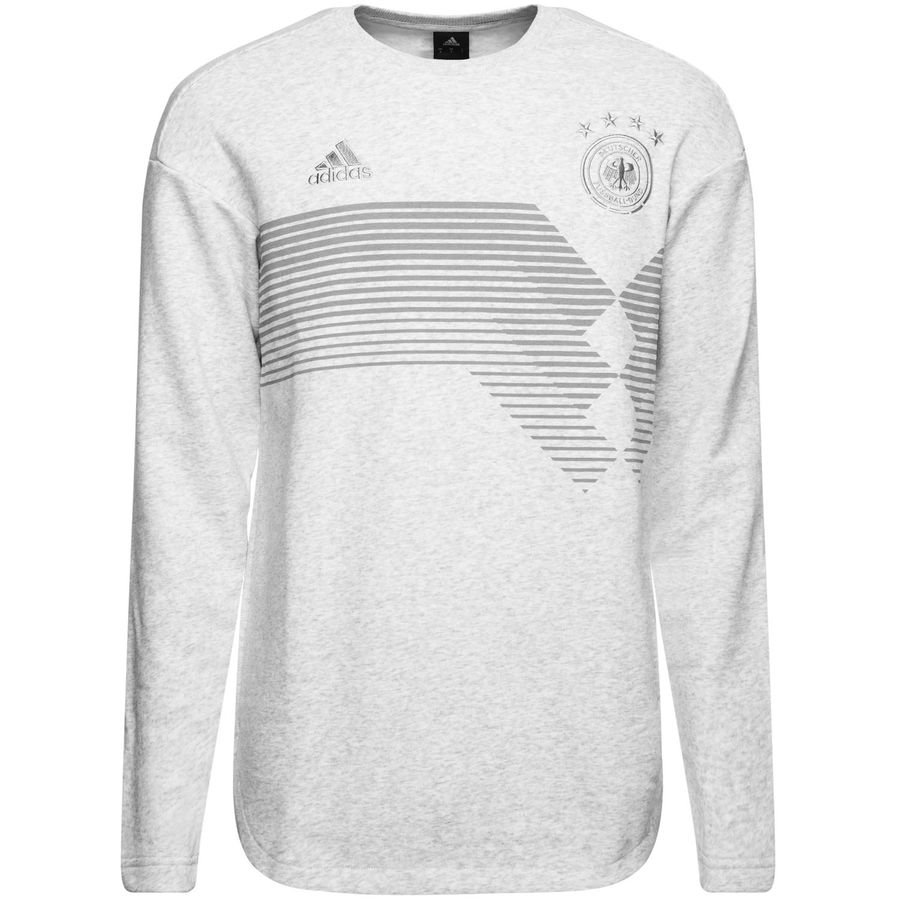 544152a27ce germany sweatshirt seasonal special - mid grey - sweatshirts ...