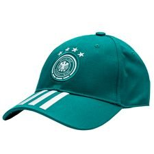 germany cap 3-stripes - equipment green/white - caps