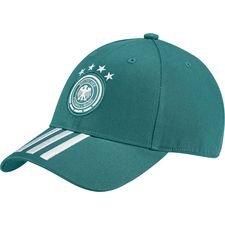germany cap 3-stripes - equipment green/white - caps