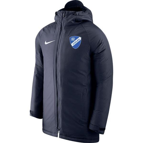 stenløse bk - vinterjakke navy - jakker