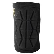 uhlsport bionikframe knæbeskytter - sort/gul - målmandsudstyr