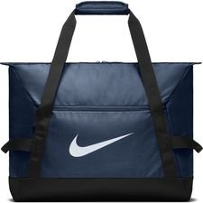 nike sportstaske academy team medium - navy - tasker
