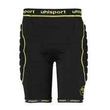 uhlsport bionikframe padded shorts - sort - træningsbukser