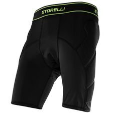 storelli tights bodyshield field player - sort børn - målmandsudstyr