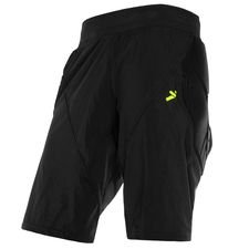 storelli goalkeeper shorts exoshield - black - goalkeeper equipment