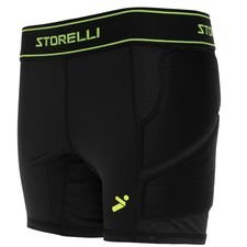 storelli baselayer sliders bodyshield - black women - baselayer