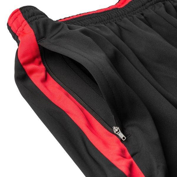 388351f2e6ba5 Nike Training Trousers Dry Academy - Black/Red | www.unisportstore.com