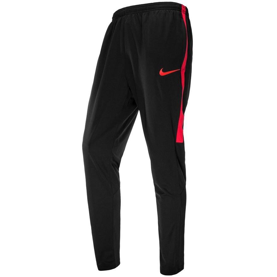 Nike Bas de Survêtement Dry Academy Noir/Rouge