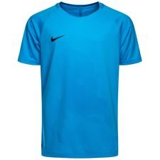 nike training t-shirt breathe squad - blue hero/obsidian kids - training tops
