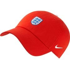 england cap h86 - challenge red/challenge red/white - hats