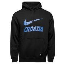 kroatien hættetrøje nsw crest - sort/blå - hættetrøjer