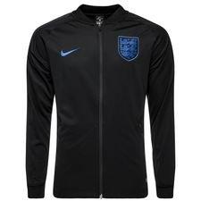 england træningstrøje dry squad drill - sort/blå - træningstrøjer