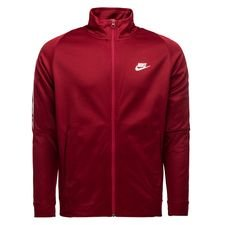 nike jacket nsw n98 tribute - team red/white - jackets
