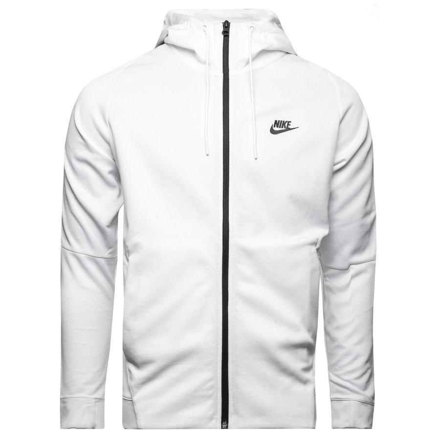 442885209c5b Nike Jacke NSW Tribute - Weiß Schwarz   www.unisportstore.de