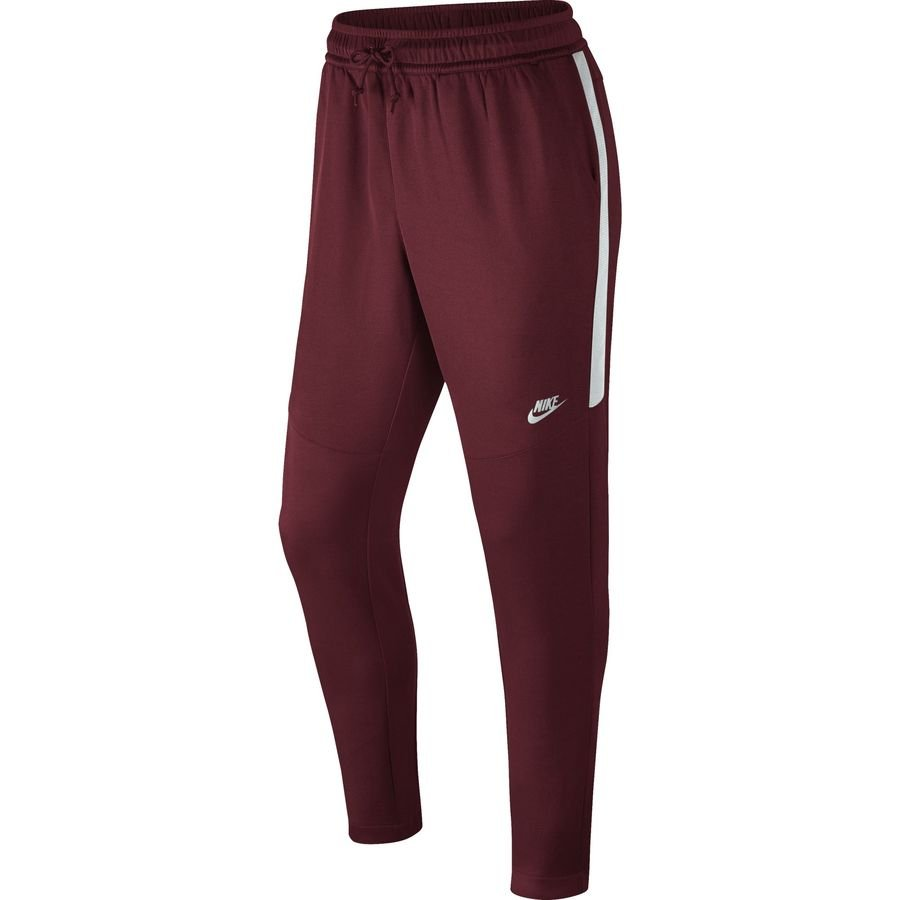 buy online d15ea d1489 nike jogging nsw tribute - bordeauxblanc - bas de survêtement ...