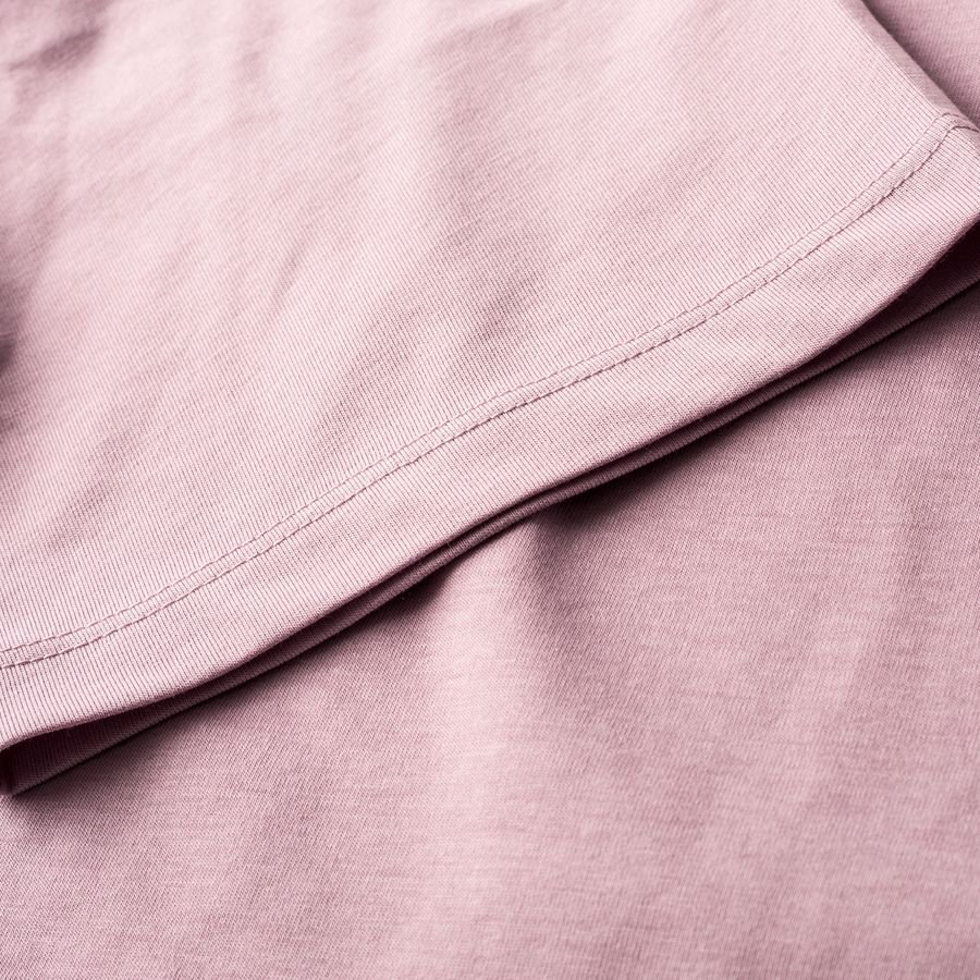 Nike T Shirt NSW BND PourpreNoir