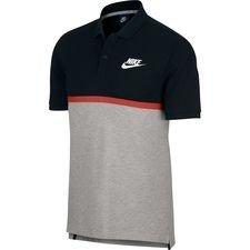 Image of   Nike Polo NSW Matchup - Sort/Grå
