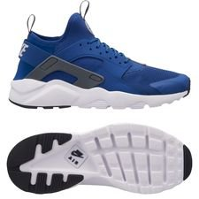 nike air huarache run ultra - gym blue/wolf grey/white - sneakers