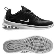 nike air max axis - black/white - sneakers