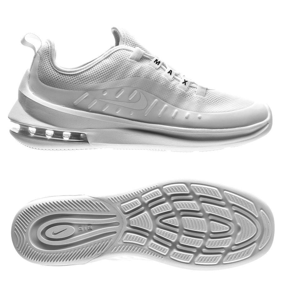 nike air max axis - weiß/schwarz damen - sneaker