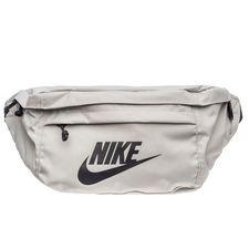 nike taske tech light - grå/sort - tasker