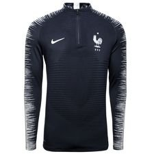 france training shirt strike 2.0 vaporknit - obsidian/white - training tops