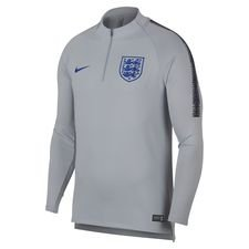 england training shirt dry squad drill - wolf grey/blue kids - training tops