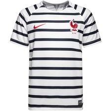 france training t-shirt dry squad gx 2.0 - white/navy/university red kids - training tops