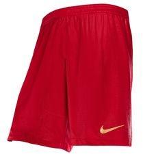 ? Skal benyttes ved VM 2018 ? Samme design som spillerne bruger Nike Dri-FIT Shortsene er lavet med Nikes