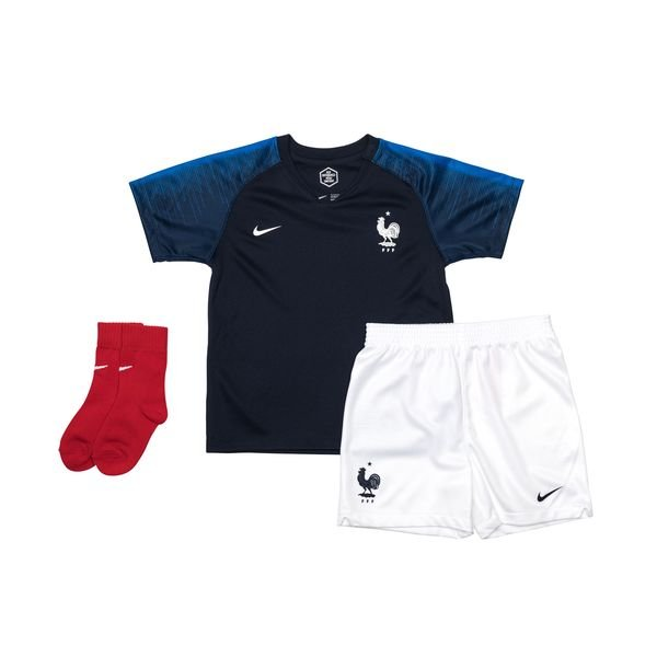 outlet store 036ef 0a7c6 France Home Shirt World Cup 2018 Baby-Kit
