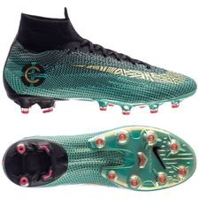 Nike Mercurial Superfly 6 Elite AG-PRO CR7 Chapter 6:Born Leader - Turkis/Guld