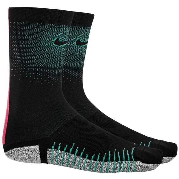 5d39cdbe5 Nike Football Socks NikeGRIP Crew CR7 Chapter 6:Born Leader - Black/Clear  Jade/Red/Black | www.unisportstore.com