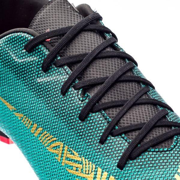 2d9f1b3c514 Nike Mercurial Vapor 12 Academy MG CR7 Chapter 6 Born Leader - Clear Jade