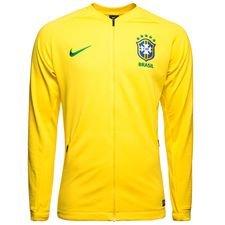 Få din nationalhymne på Nike Anthem jakke designet til verdens største fodboldscene. Jakken er fremstillet til at give maksimal ko