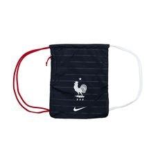 frankrike gymnastikpåse stadium - navy/röd/vit - väskor