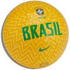 Brasilien Fodbold Skills - Gul/Grøn