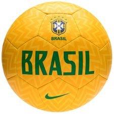 Brasilien Fodbold Prestige - Gul/Grøn