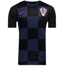 croatia away shirt world cup 2018 - football shirts