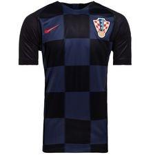 kroatien udebanetrøje vm 2018 børn - fodboldtrøjer