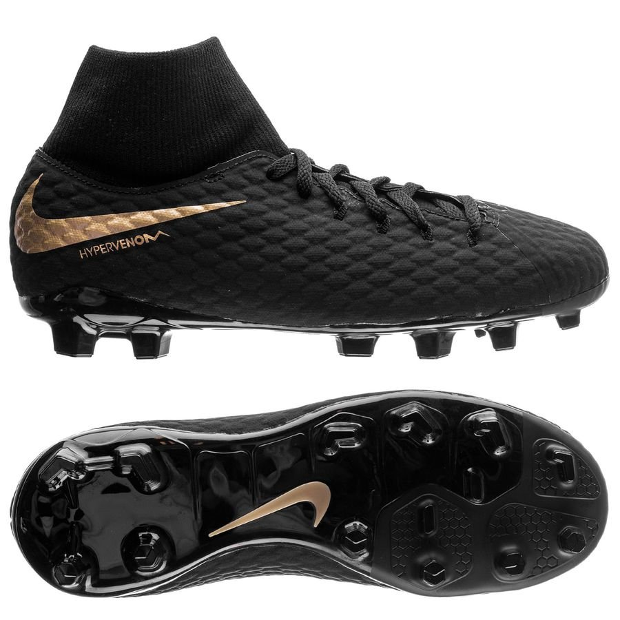 3 Fg Nike Noirdoré Academy Of Gold Game Df Hypervenom Phantom E7qq1w4