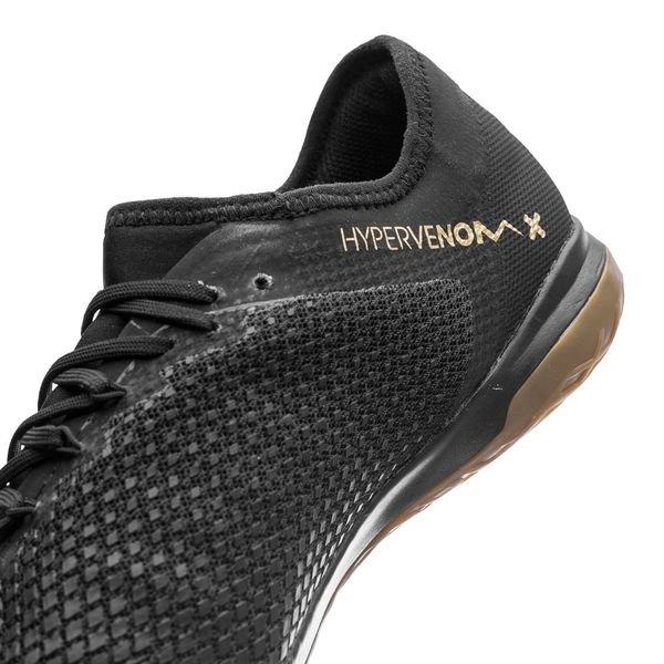 Nike Hypervenom Phantom 3 Pro Zoom IC Game of Gold - Black ...